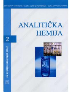 Analitička hemija za područje rada hemija i nemetali