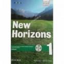 New Horizons 1 - udžbenik za 1. razred srednje stručne škole