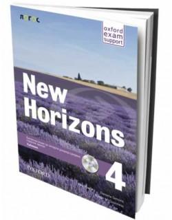 New Horizons 4 - udžbenik za 4. razred srednje stručne škole