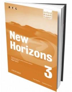 New Horizons 3 - radna sveska za 3. razred srednje stručne škole