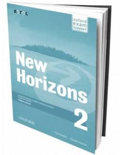 New Horizons 2 - radna sveska za 2. razred srednje stručne škole