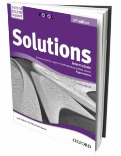 Solutions 2nd Edition Intermediate - radna sveska za 2. i 3. razred srednje škole