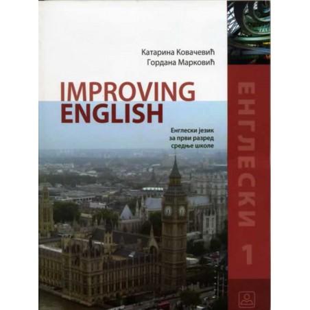 Improving English - Engleski jezik za 1. razred gimnazije i stručne škole