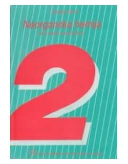 Neorganska hemija za 2. razred gimnazije opšteg i prirodno-matematičkog smera