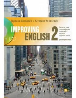 Improving English - Engleski jezik za 2. razred gimnazije i stručne škole