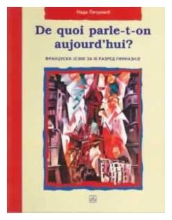 Francuski jezik za 3. razred gimanzije