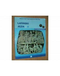 Latinski jezik za 2. razred gimnazije