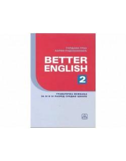 Better English 2 - Gramatička vežbanja za 3. i 4. razred srednje škole