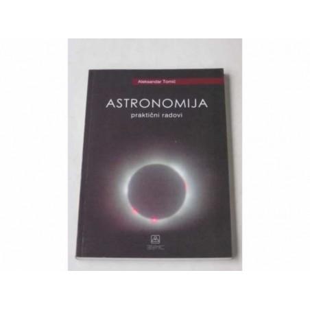 Astronomija - praktični radovi za 4. razred gimnazije prirodno-matematičkog smera