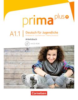 Prima Plus, udžbenik za 5. razred