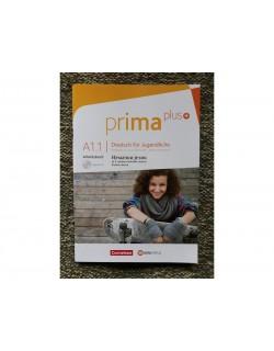 Prima Plus, radna sveska za 5. razred