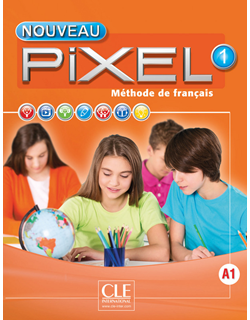Nouveau pixel, udžbenik