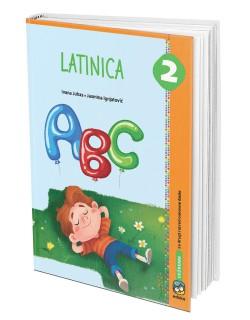 Latinica 2, udžbenik za drugi razred