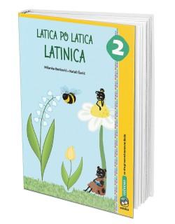 Latica po latica 2, udžbenik za 2. razred