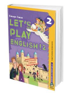 Let's play english! 2 - udžbenik