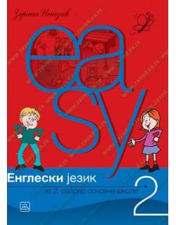 Easy 2 – udžbenik
