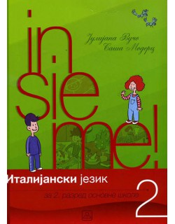 INSIEME! 2 - udžbenik