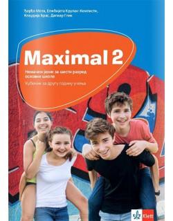"""""""Maximal 2"""", udžbenik"""