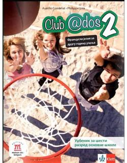 Club @dos 2, udžbenik za šesti razred