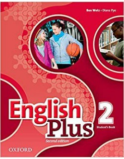 English Plus 2, udžbenik za šesti razred