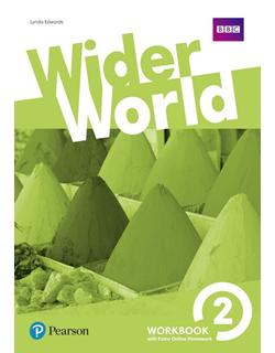 Wider World 2, radna sveska za engleski jezik za 6. razred