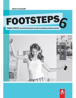 Footsteps 6, radna sveska iz engleskog jezika za 6. razred
