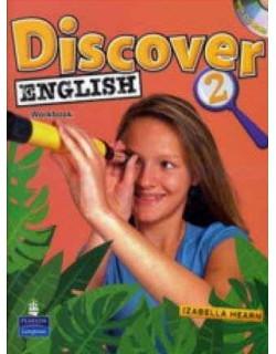 Discover English 2, radna sveska, engleski jezik za 5. razred osnovne škole