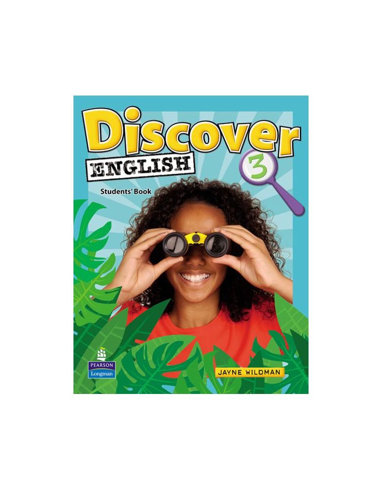 Discover English 3, udžbenik - engleski jezik za 6. razred osnovne škole