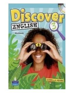 Discover English 3, Radna sveska - engleski jezik za 6. razred osnovne škole