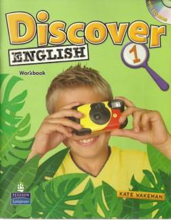 Discover English 1, radna sveska, engleski jezik za 4. razred osnovne škole