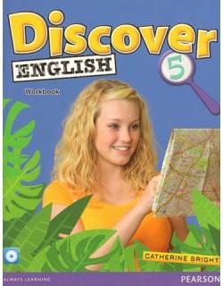 Discover English 5, radna sveska