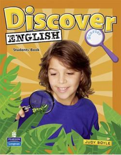 Discover English Starter, udžbenik za 3. razred osnovne škole