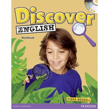 Discover English Starter, radna sveska za 3. razred osnovne škole