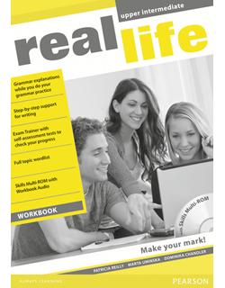 Real Life Upper Intermediate, radna sveska - engleski jezik za 4. razred srednje stručne škole