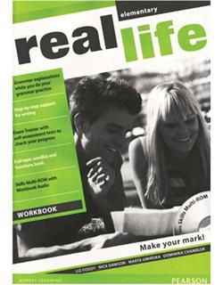 Real Life Elementary, radna sveska - engleski jezik za 1. razred srednje stručne škole