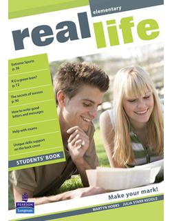 Real Life Elementary, udžbenik - engleski jezik za 1. razred srednje stručne škole
