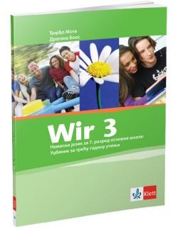 "Nemački jezik 7, udzbenik ""Wir 3"""