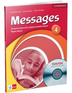"Engleski jezik 8, radna sveska ""Messages 4"""