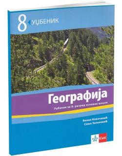 Geografija 8, udzbenik