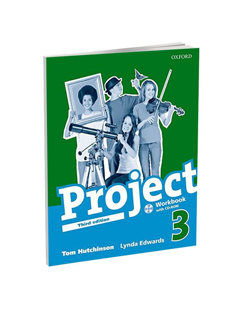Project 3 - radna sveska (third edition)