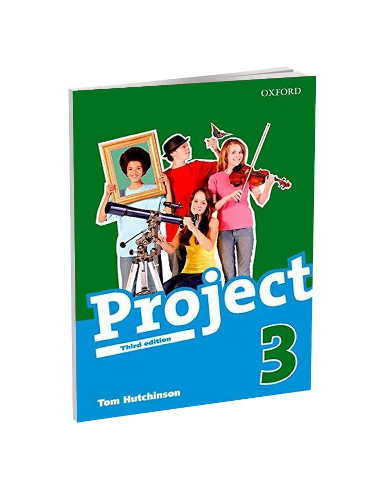 Project 3 - udzbenik (third edition)