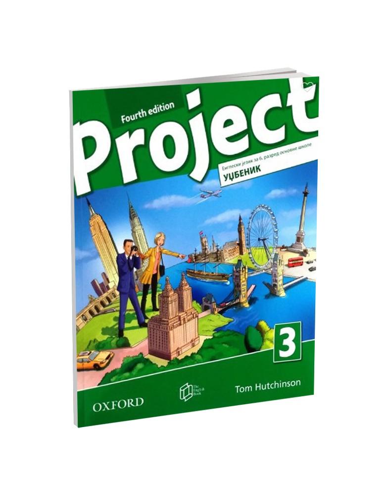 Project 3 - udzbenik (fourth edition)