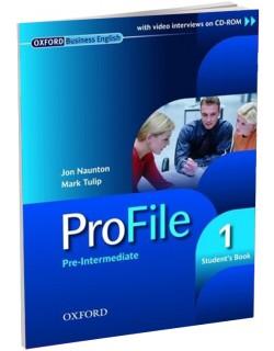 Pro File 1 - udzbenik (pre-intermediate)