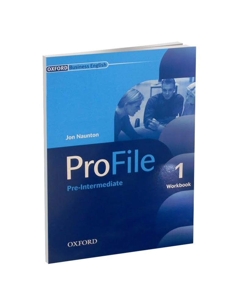 Pro File 1 - radna sveska (pre-intermediate), za engleski jezik