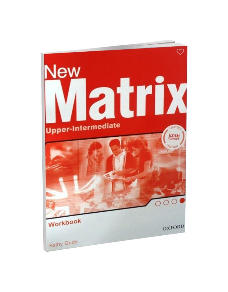New Matrix Upper Intermediate, radna sveska