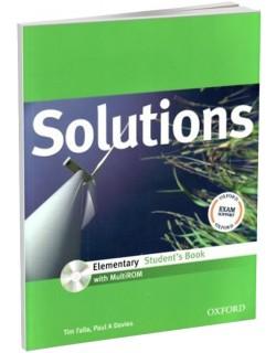 Solutions Elementary - udzbenik