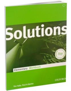 Solutions Elementary - radna sveska