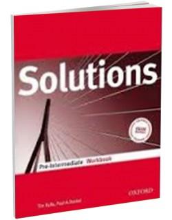 Solutions Pre Intermediate - radna sveska
