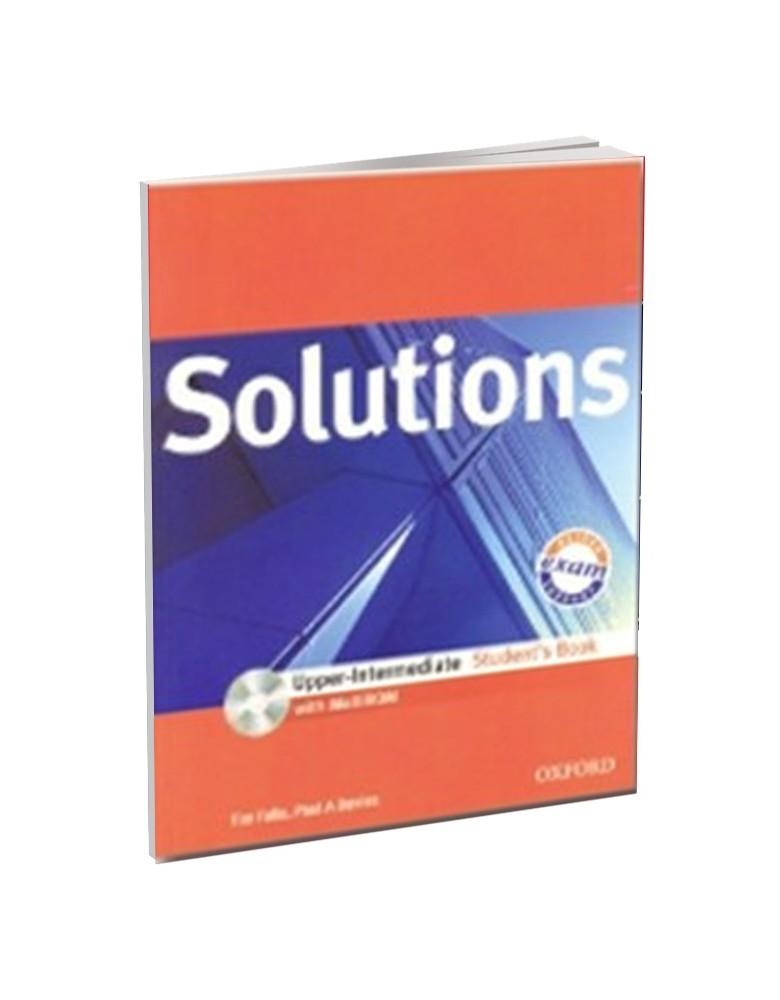 Solutions Upper Intermediate - udzbenik