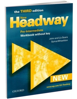 New Headway Pre Itermediate - radna sveska (third edition)